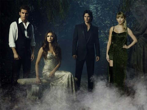 The Vampire Diaries star Nina Dobrev reveals Taylor Swift was meant to appear on the show