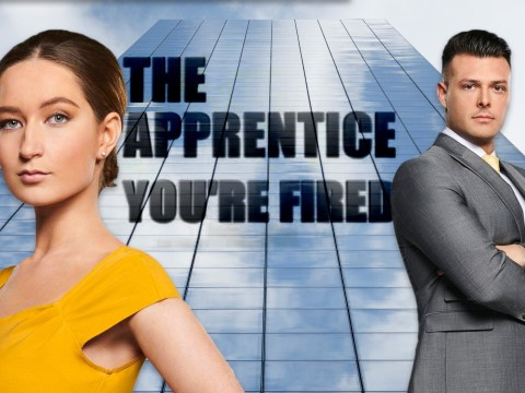 Lottie Lion claims she was banned from Apprentice spin-off 'because of what happened with Lewis'