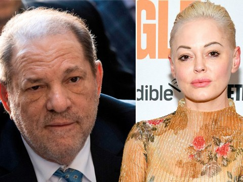 Rose McGowan breaks silence on Harvey Weinstein sentencing as he begins 23 years in prison