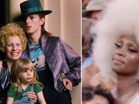 Angie Bowie reveals 'bizarre' friendship with woman David Bowie had 'affair' with during marriage