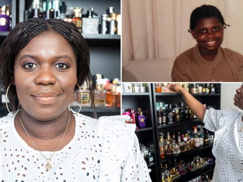 Woman who used perfume to protect herself from racist bullies as a child now addicted to expensive scents