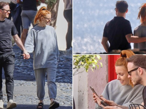 Stacey Dooley and Kevin Clifton look all loved-up on short break to Portugal amid coronavirus