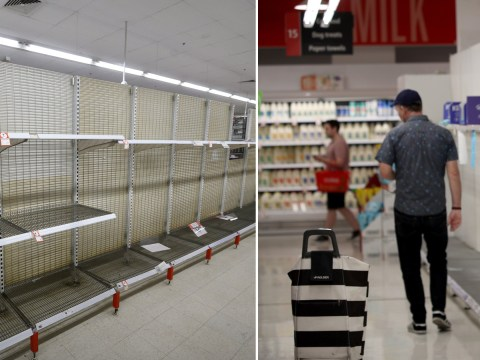 Supermarkets close for an hour to let elderly and vulnerable shop in Australia