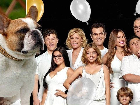Modern Family's favourite bulldog dies after filming series finale