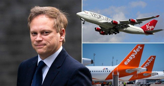 Government bailout for airlines
