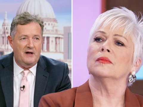Denise Welch savagely hits out at Piers Morgan and tells him to 'self isolate for two years' amid coronavirus