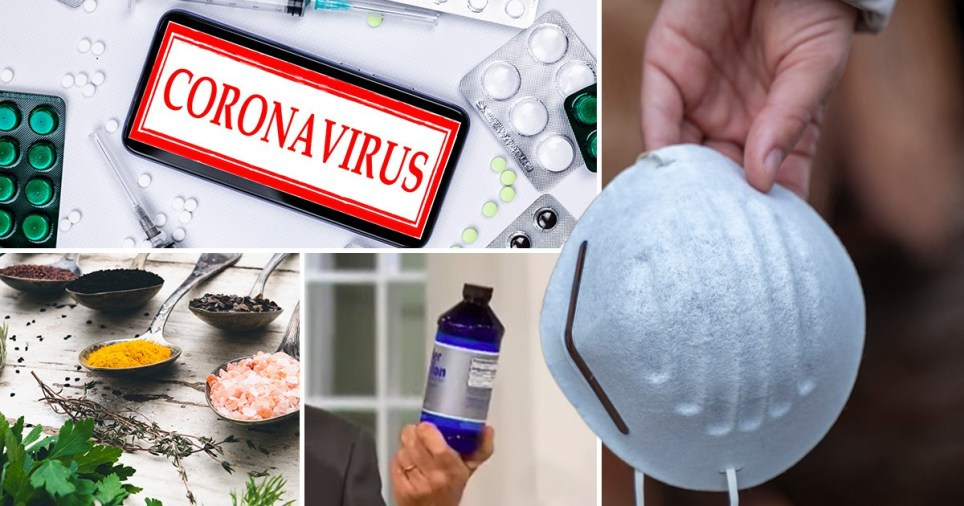 The wellness industry has capitalised on the coronavirus public health crisis with many alternative medicine practitioners pushing false claims about cures