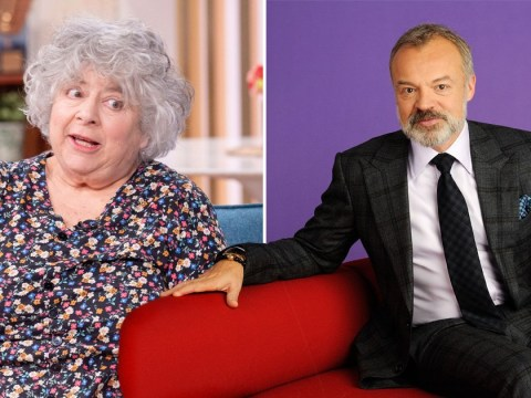 Graham Norton will have 'reliable raconteurs' like Miriam Margoyles on hand as bosses rethink new series amid coronavirus outbreak