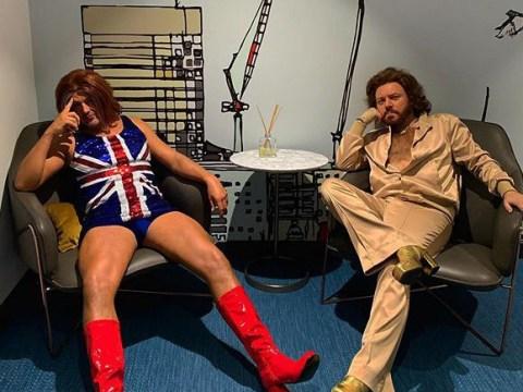 Keith Lemon falls ill as Celebrity Juice filming is cancelled amid coronavirus