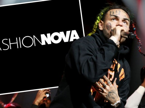 Tekashi 6ix9ine 'sued by Fashion Nova for $2.25m' over criminal activities