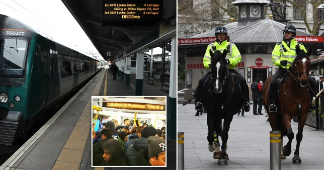 London lockdown denial