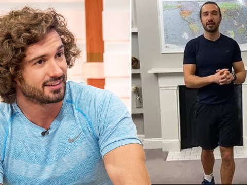 Joe Wicks announces PE classes will be 'reduced' as lockdown eases and schools reopen