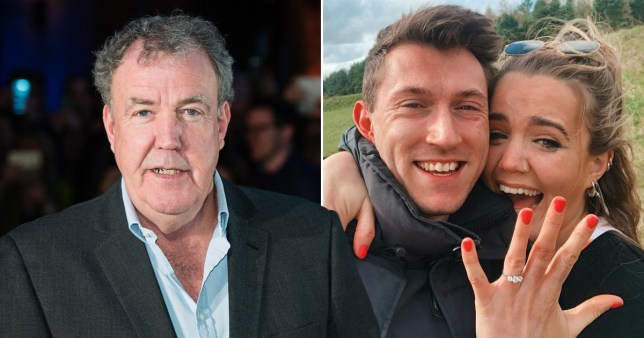 Jeremy Clarkson's daughter Emily gets engaged
