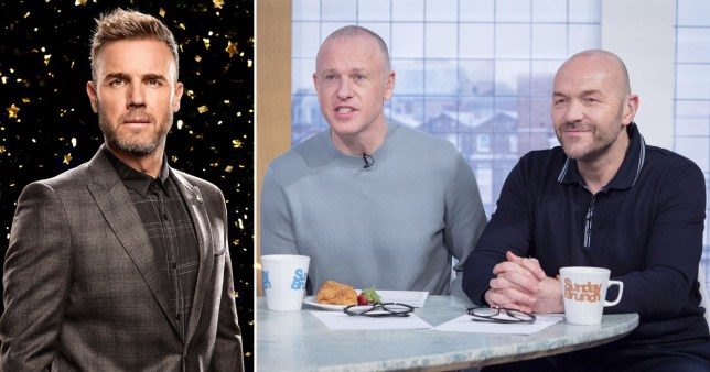 Gary Barlow leads fuming Sunday Brunch fans wanting answers as show doens\'t air