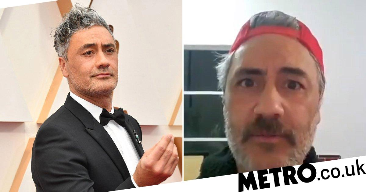 Taika Waititi 'sick of washing things' as he issues funny warning to coronavirus