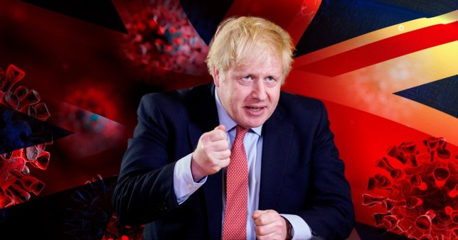 Boris Johnson addressed the nation this evening