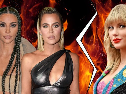 Khloe Kardashian defends sister Kim as bitter Taylor Swift feud escalates