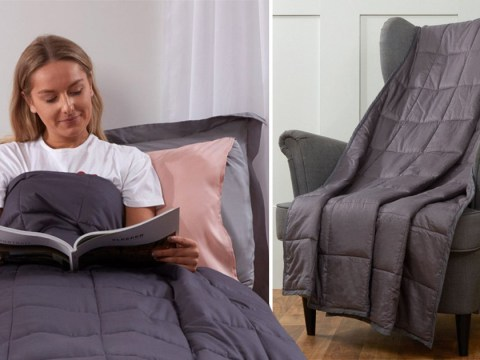 Wayfair reduces price of weighted blankets to £28 so you can feel like you're being hugged even when you are alone