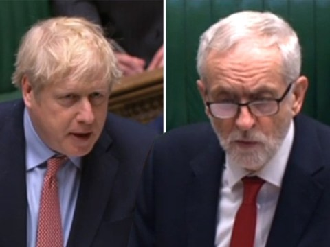 Jeremy Corbyn vows to keep fighting in his last PMQs as Labour leader