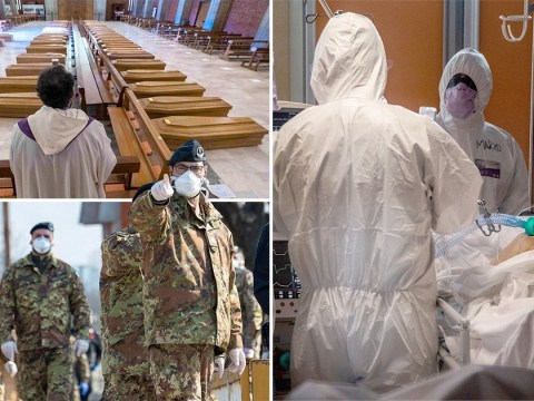 Italy death toll rises by another 683
