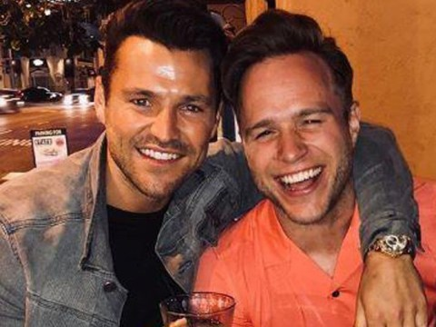 Olly Murs FaceTimes Mark Wright from bed to cheer himself up in coronavirus self-isolation