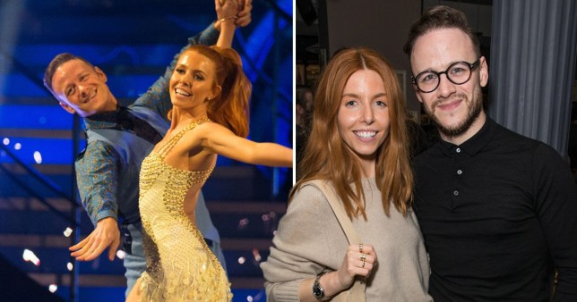 Stacey Dooley Didn T Want Kevin Clifton Romance To Be Strictly Cliche Metro News