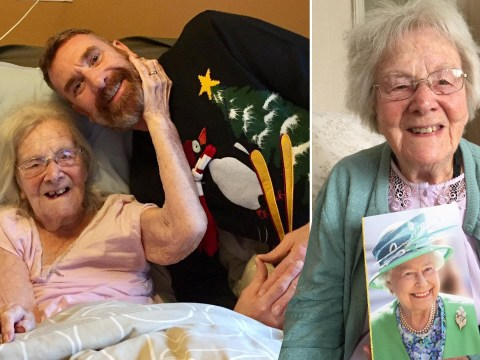 Great-gran, 108, who survived two wars becomes 'UK's oldest' coronavirus victim