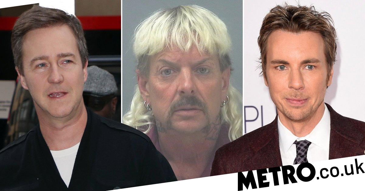 Dax Shepard and Edward Norton fight over playing Joe Exotic in Tiger King biopic