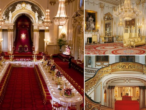You can go on a virtual tour of Buckingham Palace and explore the Royal Collection