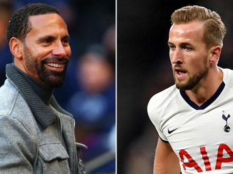 Rio Ferdinand tips Harry Kane for Manchester United transfer after Tottenham bombshell