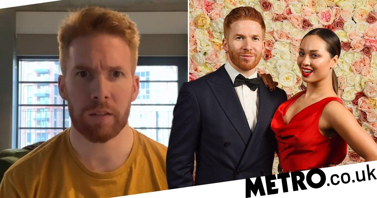 Strictly Come Dancing's Neil Jones 'shades' ex-wife Katya in TikTok video