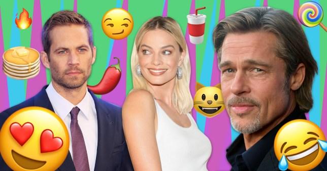 Metro emoji quiz films