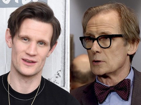 Matt Smith's game-changing Doctor Who theory sees Bill Nighy's character as future Doctor