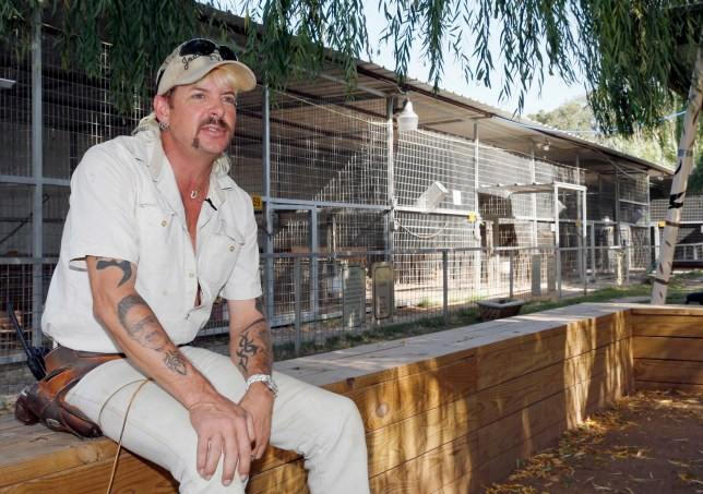 who is joe exotic's secret son?