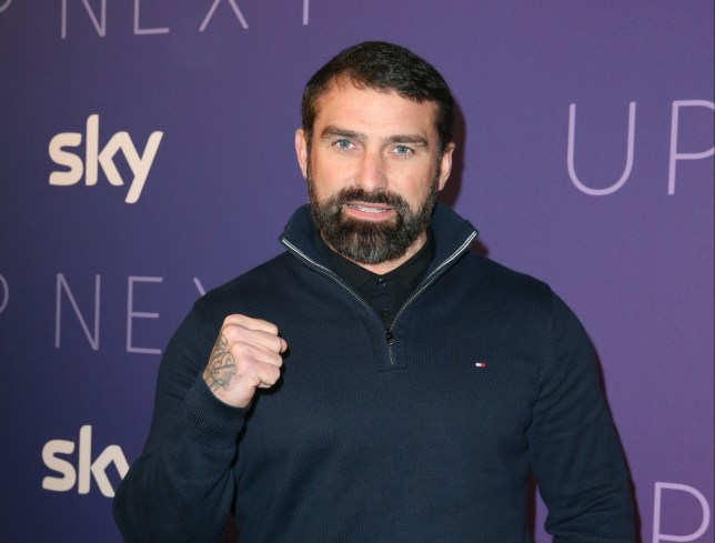 Ant Middleton arrives for the Sky Up Next showcase at the Tate Modern, London. PA Photo. Picture date: Wednesday February 12, 2020. Photo credit should read: Isabel Infantes/PA Wire