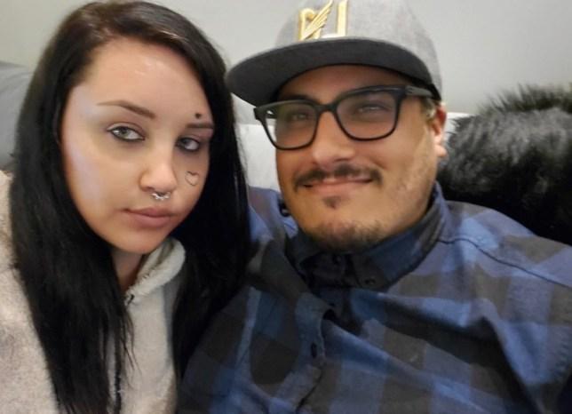 Amanda Bynes with her fiance Paul Michael 16 Feb 2020 https://www.instagram.com/p/B8p8N-vhUvW/