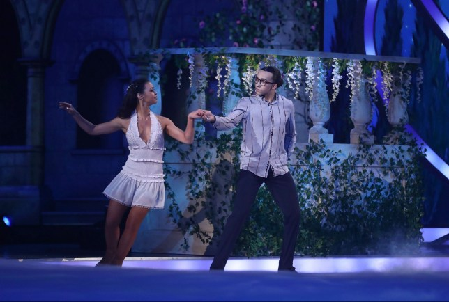 Perri Kiely and Vanessa Bauer on dancing on ice