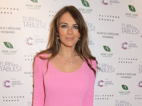 Poor Elizabeth Hurley's hopes of finding love dashed while in lockdown