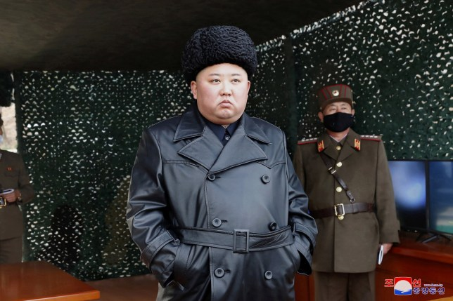 Kim Jong-un fighting for life after 'heart surgery' as North Korea