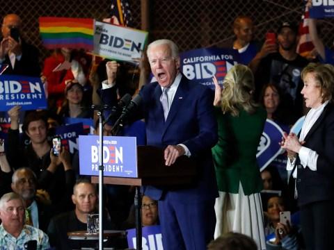 Super Tuesday: Joe Biden in major comeback to fight Trump at next US election