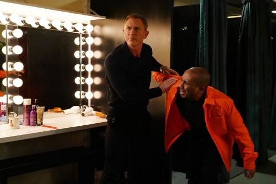 James Bond star Daniel Craig No Time To Die, on Saturday Night Live