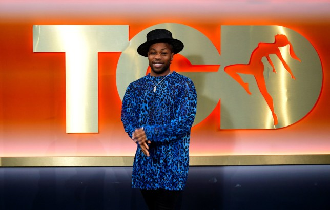 Todrick Hall attending The Greatest Dancer photocall held at the LH2 Studios in London. PA Photo. Picture date: Thursday March 5, 2020. Photo credit should read: Ian West/PA Wire