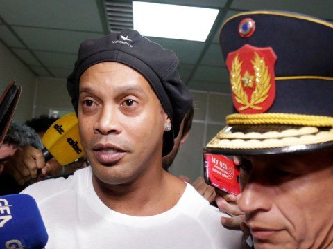Ronaldinho's friend lifts lid on his life inside Paraguayan prison as jail time continues