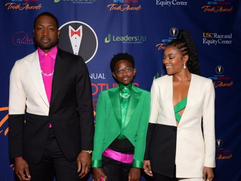 Gabrielle Union has a 'calvary' of support after step-daughter Zaya comes out as transgender