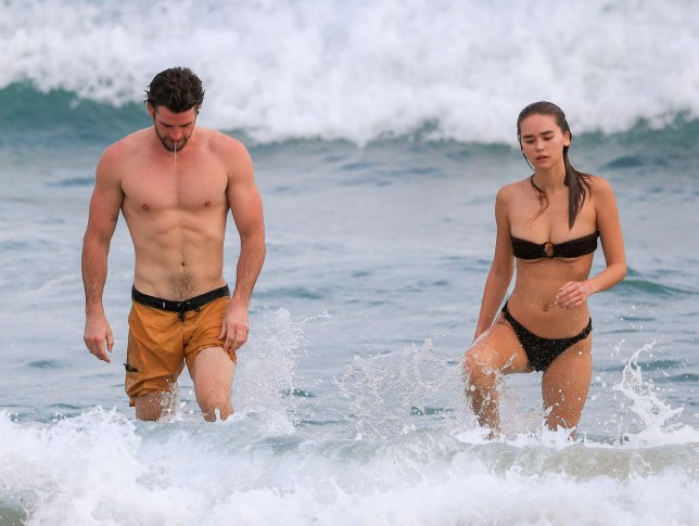 Liam Hemsworth turns 30 with girlfriend Gabriella Brooks