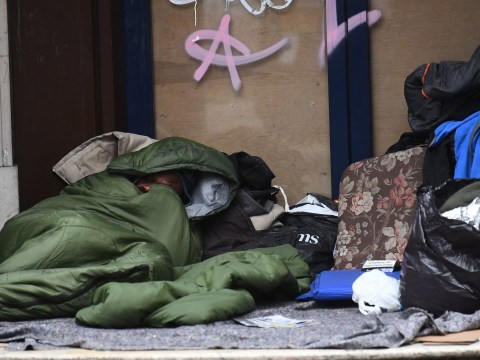 Homeless shelters and hostels told to stay open during coronavirus crisis