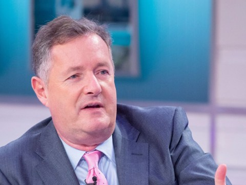 Piers Morgan insists he's fine as he blames cough on 'sleepless night' as fans voice coronavirus fears