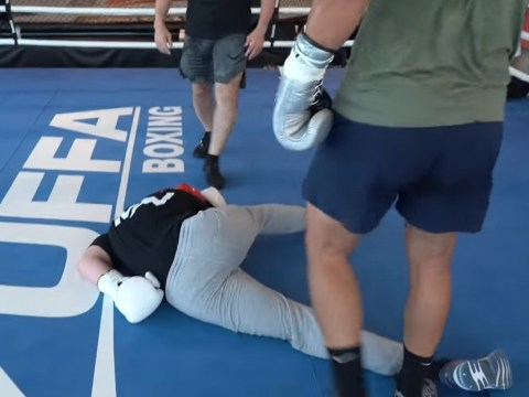 Logan Paul knocked out by UFC star Paulo Costa in brutal fashion