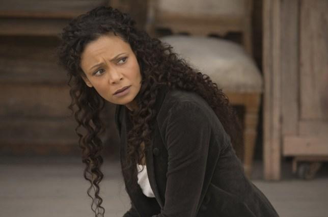 Thandie Newton Westworld Westworld season 3