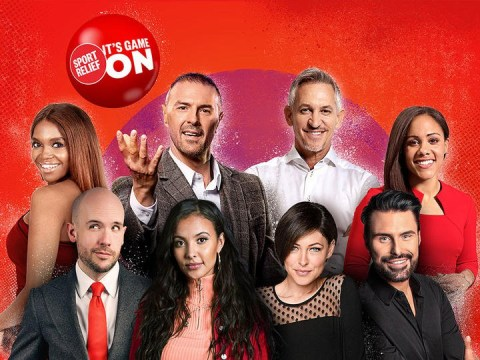 What time is Sport Relief on tonight, is there a live audience and how to donate?
